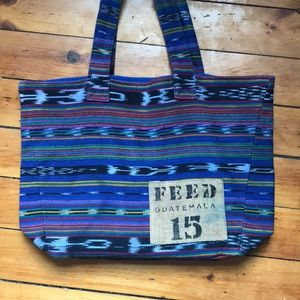 Women's FEED tote